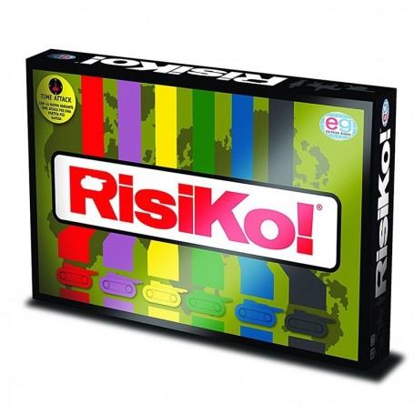 RISIKO! NUOVA EDIZIONE EG SPIN MASTER 20092419/236 (ITA)