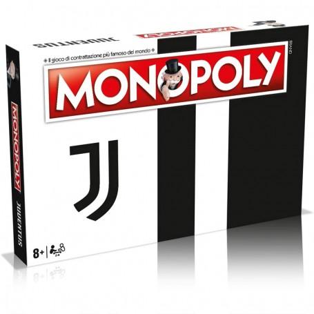 MONOPOLY JUVENTUS FC GIOCO DI SOCIETÀ WM 01013 (ITA)