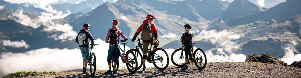 Bikes and trikes