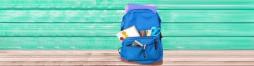 Schreibwaren, Bücher und Schule